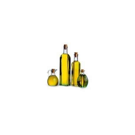 Olio extra-vergine di oliva bottiglia assaggio
