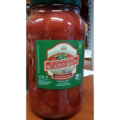 Pelato di Pomodoro siccagno 3.100 gr