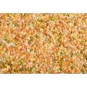 Minestra di legumi secchi e riso bio