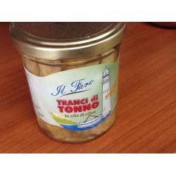 Filetti Di Tonno in Olio oliva