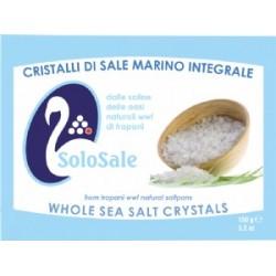 Cristalli di sale marino integrale